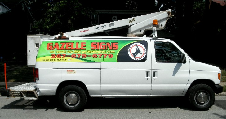 Gazelle-Signs-bucket-van-1